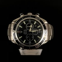 Omega Seamaster Planet Ocean Chronograph 2210.50.00 2006 pre-owned