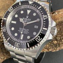 Rolex Sea-Dweller Deepsea 126660 2018 neu