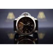 Panerai Luminor 1950 3 Days GMT Power Reserve Automatic Pam00321 2014 pre-owned