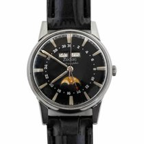 Zodiac Steel 34.5mm Automatic pre-owned United States of America, California, Los Angeles