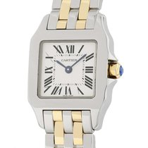 Cartier Santos Demoiselle W25066Z6 2014 pre-owned