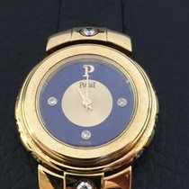Piaget Yellow gold Quartz Blue 26mm pre-owned Possession