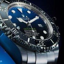 Rolex 116660 ROLEX DEEPSEA D-BLUE DIAL