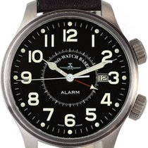 Zeno-Watch Basel -Watch Herrenuhr - OS Pilot Vibration-Alarm -...