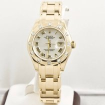 Rolex Lady-Datejust Pearlmaster 80318 Box & Booklets 2003 Model