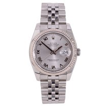 Rolex Pre-Owned DateJust 36 116234 2007 Model