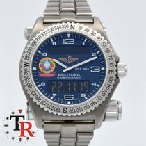 Breitling Emergency Orbiter 3 Service Papers
