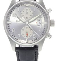 IWC Pilot's Spitfire JU-Air IW387809 Stainless Steel Automatic