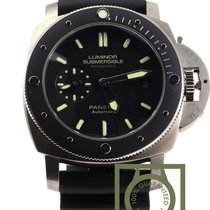 Panerai Luminor Submersible 1950 Titanium 47mm NEW