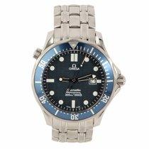 Omega Pre-Owned Seamaster 300m Quartz Watch 2541.80.00 1998 Model