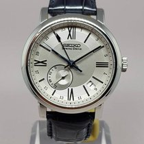 Seiko Spring Drive GMT Power Reserve with Certificate