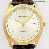 Philip Watch new Automatic 37mm Yellow gold Sapphire Glass