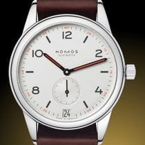 NOMOS Club Datum new 2019 Manual winding Watch with original box and original papers 733
