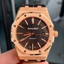 Audemars Piguet 15400OR.OO.D002CR.01 Royal Oak Selfwinding 41mm pre-owned United States of America, Texas, Houston