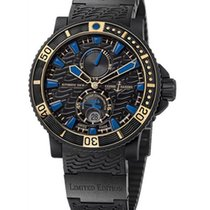 Ulysse Nardin Diver Black Sea 263-92LE-3C-923 new
