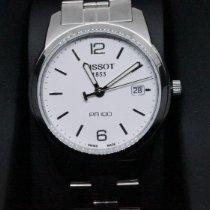 Tissot PR 100 Stahl 24mm Weiß Arabisch Deutschland, Sangerhausen