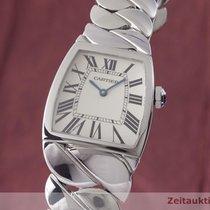 Cartier La Dona de Cartier Сталь 27.5mm Белый