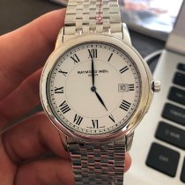 Raymond Weil Steel 41mm Quartz 5466-ST-00300 new UAE, Dubai