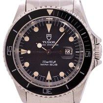 Tudor 94400 Stahl 1985 33mm gebraucht