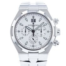 Vacheron Constantin Overseas Chronograph Steel 42mm Silver United States of America, Georgia, Atlanta