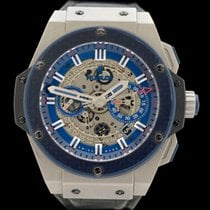 Hublot King Power 701.NQ.0137.GR.SPO14 2016 pre-owned