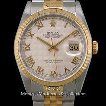 Rolex 16233 Or/Acier Datejust 36mm occasion France, Paris
