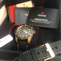 Tudor Black Bay Bronze 79250BA 2019 pre-owned