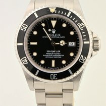 Rolex Sea-Dweller 4000 16600 1995 pre-owned