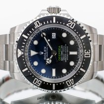 Rolex Sea-Dweller Deepsea 126660 2018 новые