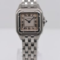Cartier Panthère Steel 22 mmmm White Roman numerals United States of America, New York, New York