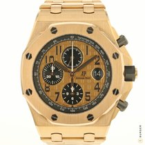 Audemars Piguet Royal Oak Offshore Chronograph 26470OR.OO.1000OR.01 Very good Rose gold 42mm Automatic