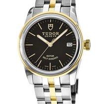 Tudor Glamour Date Black