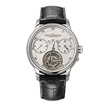 Moritz Grossmann BENU Tourbillon, white gold