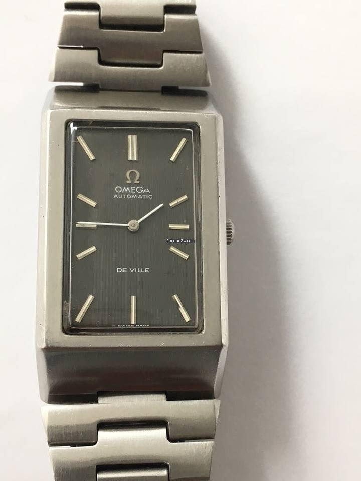 cd2838e2eaf Omega De Ville - Todos os preços de relógios Omega De Ville na Chrono24