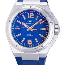 IWC Mission Earth Ingenieur Plastiki Limited Edition 3236