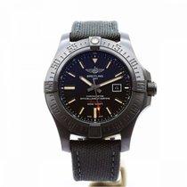 Breitling V1731010/BD12-100W Titanium Avenger Blackbird 48mm new