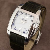 Chopard Two O Ten Staal 30mm Wit Nederland, Apeldoorn