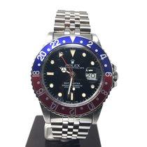 """Rolex GMT-Master """"Pepsi"""" - Ref. 1675 aus dem Jahr 1985"""