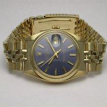 Rolex 1500 Perpetual Date Chronometer 14k Yellow Gold Men's Watch