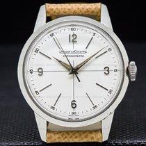 Jaeger-LeCoultre E168 Vintage Chronometre Geophysic SS Circa...