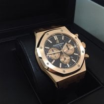 Audemars Piguet Royal Oak Chronograph 18ct Rose Gold