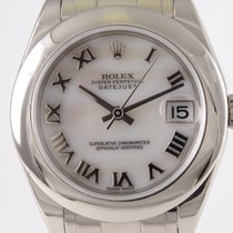 Rolex Lady-Datejust Pearlmaster 81209 2002 pre-owned