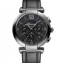 Chopard Imperiale Steel 40mm Black United States of America, Iowa