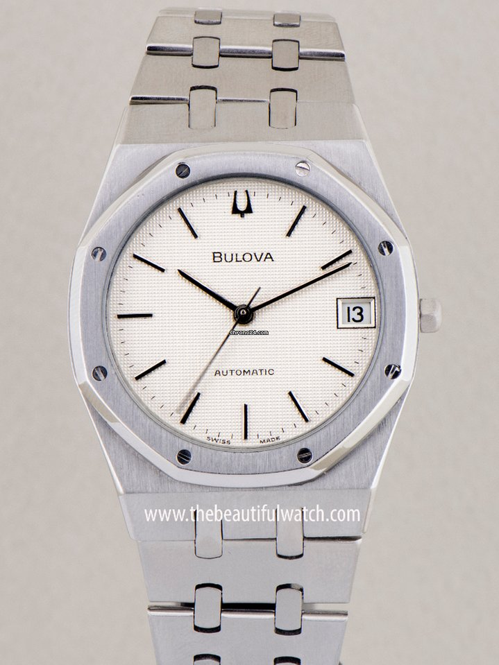 Bulova Royal Oak Date For $3 468 For Sale From A Trusted