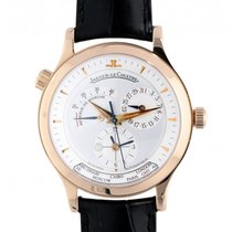 Jaeger-LeCoultre Master Geographic gebraucht 38mm Roségold