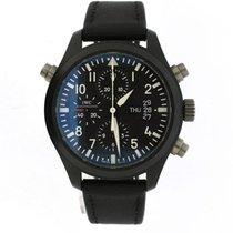 IWC Pilot Doppelchronograph Fliegeruhr IW378601