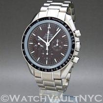 Omega Speedmaster Professional Moonwatch Acero 42mm Marrón