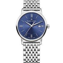Maurice Lacroix Eliros EL1094-SS002-410-1 MAURICE LACROIX ELIROS DATE acciaio blu új
