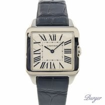 Cartier Santos Dumont White Gold