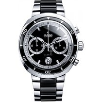 Rado D-Star 200 new Automatic Chronograph Watch with original box and original papers R15965152